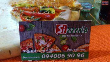 Пицца в Паттайе