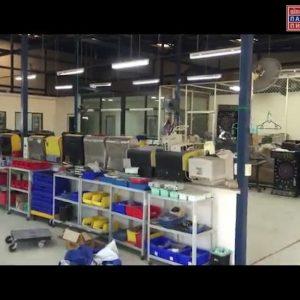 Арестована фабрика игровых автоматов