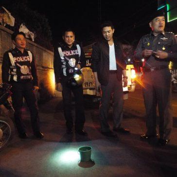 Банда разбрасывает самодельные бомбы в Паттайе