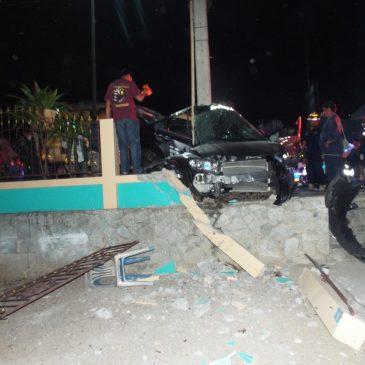 Быстрая езда привела к гибели водителя