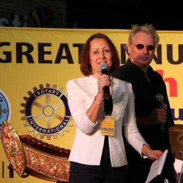 Пресс-конференция: Гонки на кроватях Паттайя 2015