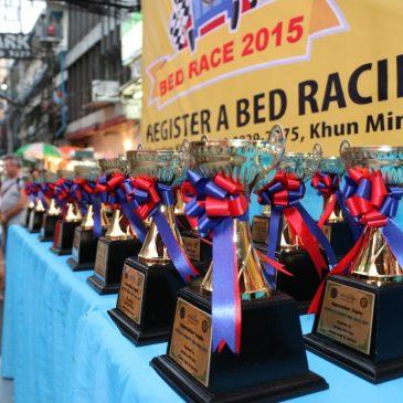 Гонки на кроватях в Паттайе состоялись!