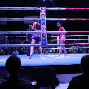 Международный благотворительный турнир по тайскому боксу