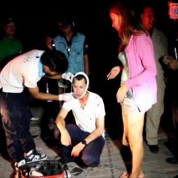 На холме Пратамнак ограбили русскую пару