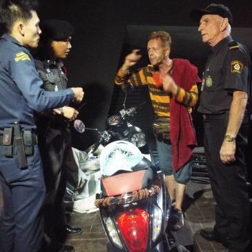 Полицейские решили сразу две проблемы