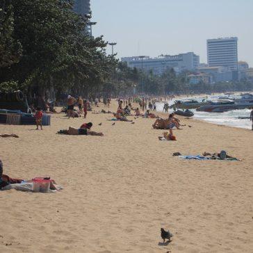 Новый имидж пляжей Паттайи