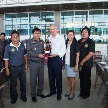 Новый начальник полиции Бангламунга