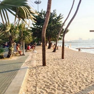 Обновленные пляжи Паттайи 2015