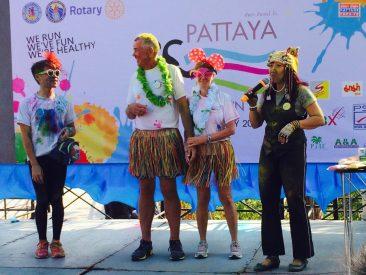 Pattaya Colour Run 2015
