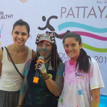 Pattaya Colour Run 2015: впечатления участника