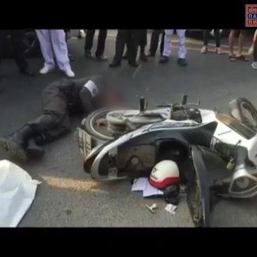Полицейский погиб в ДТП