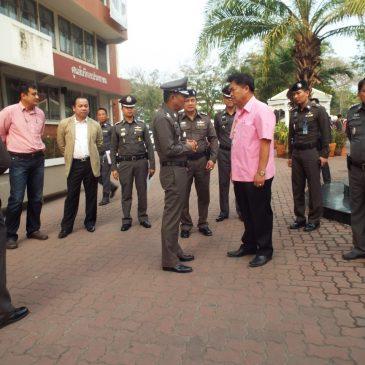 Новости Паттайи 31 января 2015 – Корпоратив в мэрии Паттайи