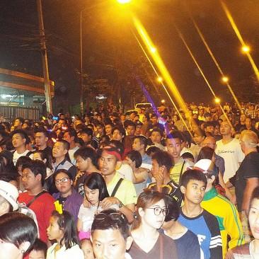 Новый год в Паттайе 2015