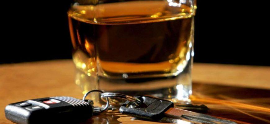Пьяный за рулем в Паттайе
