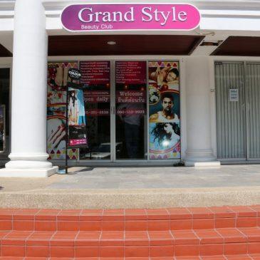 Салон красоты в Паттайе GRAND STYLE
