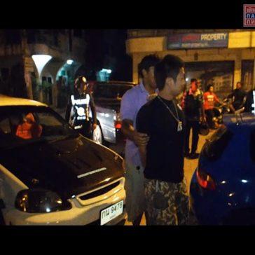 Уличные гонки на Сукхумвит Роуд