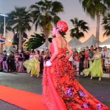Фестиваль «Краски Востока» в Паттайе