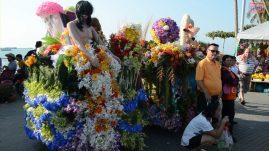 Фестиваль «Краски Востока» 2016 в Паттайе