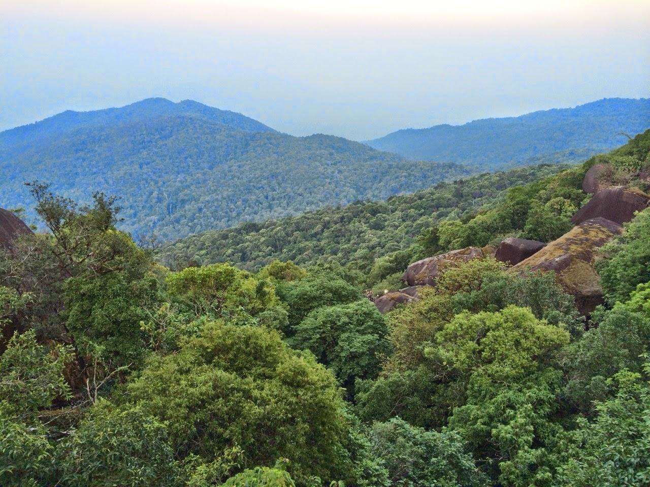 Национальный парк Китча Кут, Таиланд