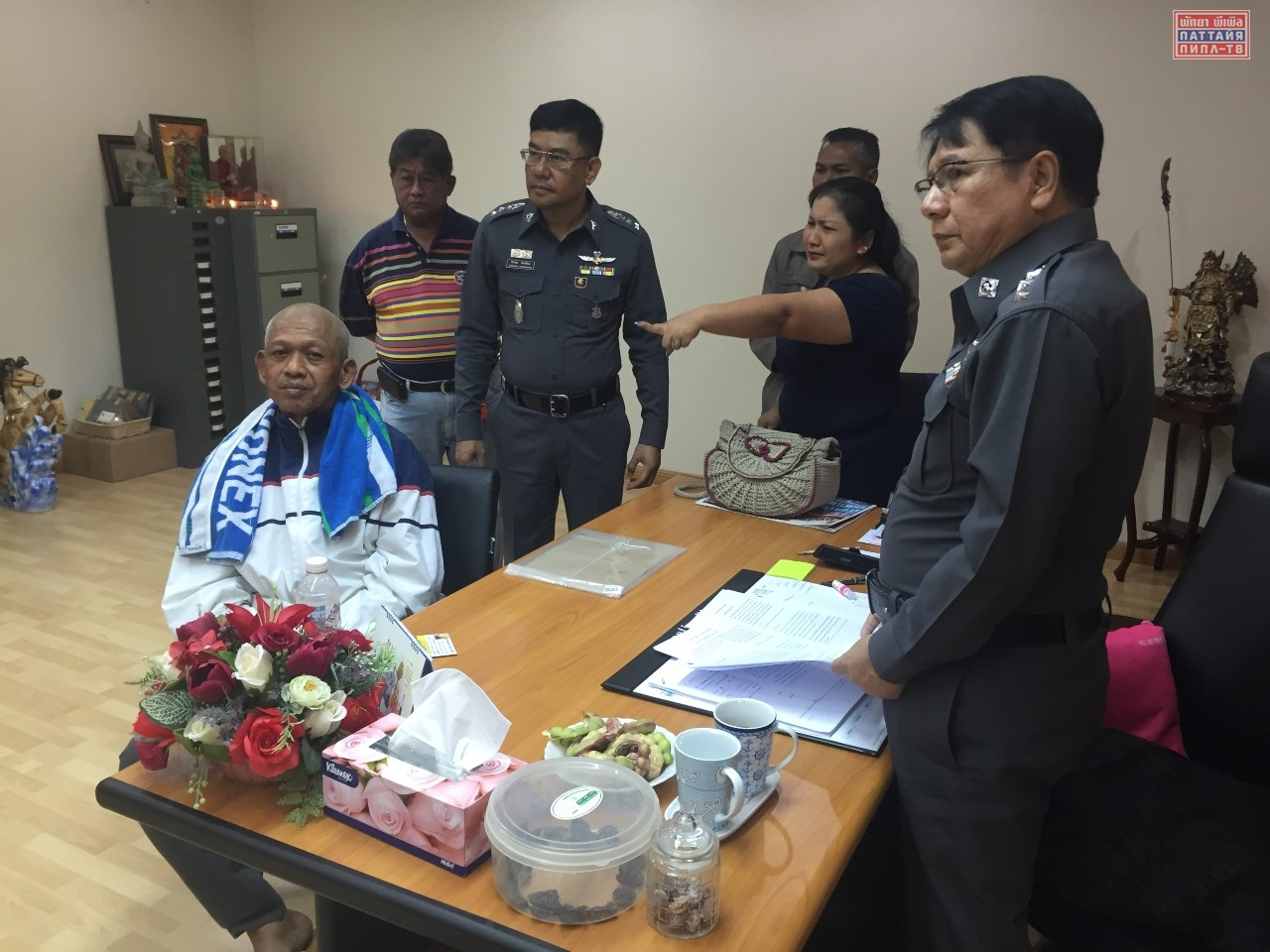 Находящийся в розыске преступник арестован в храме(1)