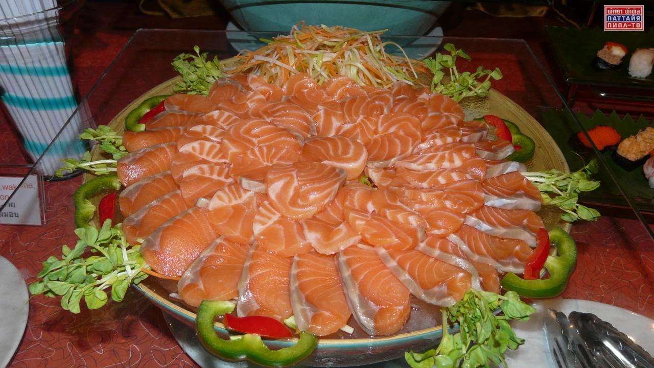 Ресторан-буфет «RedSteps» в Паттайе (1)
