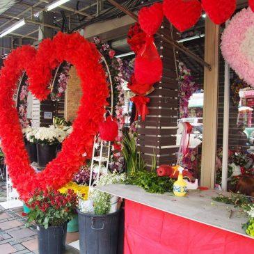 День святого Валентина в Паттайе