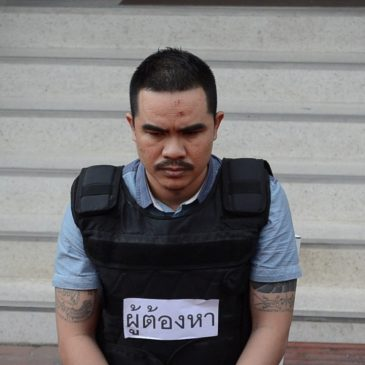 Задержан убийца криминального авторитета Вачара в Паттайе