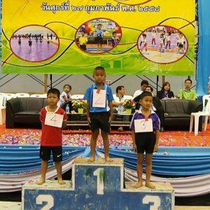 День спорта для детей Паттайи