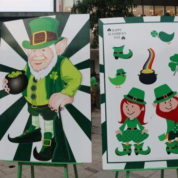 Информация для участников парада в честь Дня святого Патрика в Паттайе