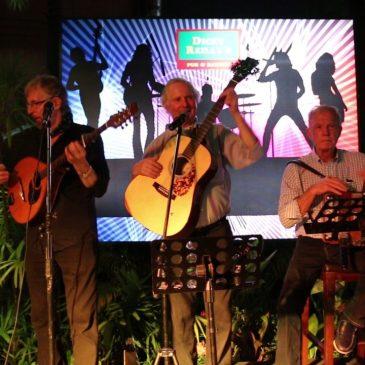 Ирландский концерт в Dicey Reilly's Irish Pub