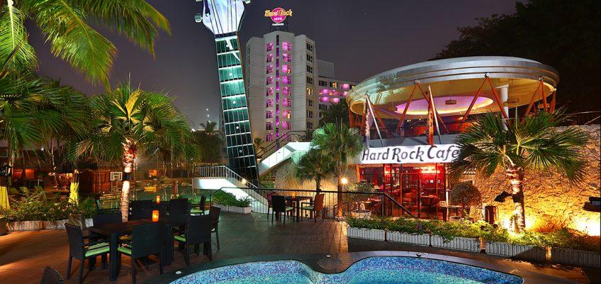 Каникулы в «Hard Rock Hotel Pattaya»