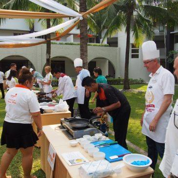 Рисовый конкурс в «Amari Pattaya»