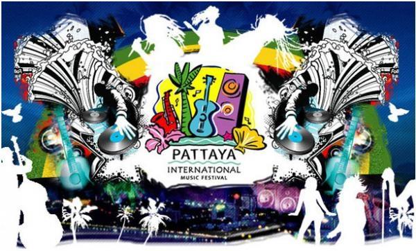 20-22 Марта, 2015 Международный музыкальный фестиваль в Паттайе