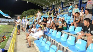 Pattaya United в турнире Лиги Yamaha