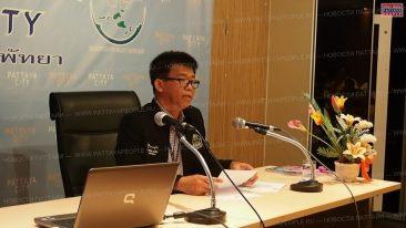 Представители Кхон Каен в Паттайе