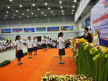 """Программа """"Нет наркотикам"""" в тайских школах"""