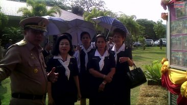 Проект Ассоциации жен офицеров ВМС Таиланда