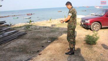 В районе Саттахип обнаружена бомба