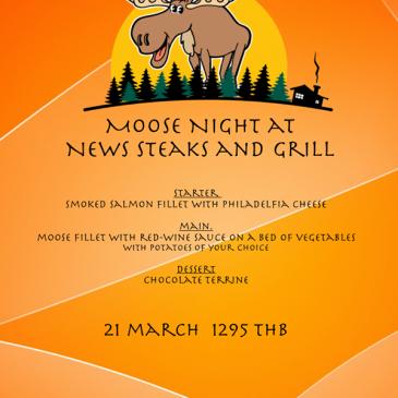 21 Марта, 2015 Вкусная ночь в ресторане «The News Steaks & Grill»
