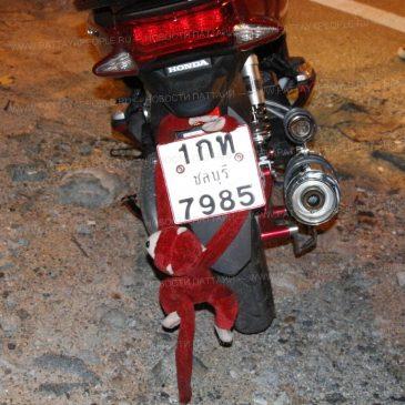 Британец отбил нападение банды подростков в Паттайе