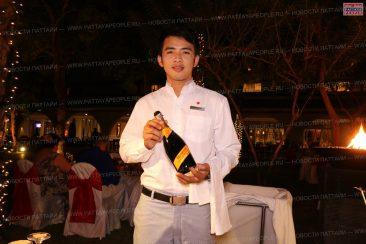 Дегустация вин в Amari Pattaya