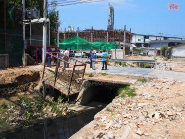 Инспекция сточных каналов Паттайи