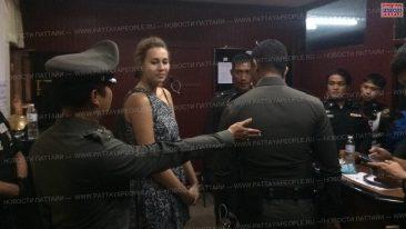 Задержан вор, укравший сумку у русской туристки Ирины Кирсановой