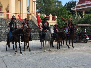 Конный поход по следам Таксина