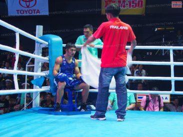 Международный турнир по боксу в Таиланде