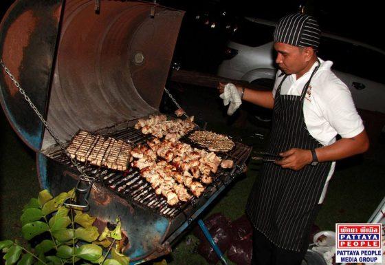 BBQ BATTLE 2015 - шашлычные бои в Паттайе