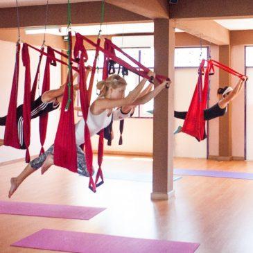 Fly Yoga в Паттайе