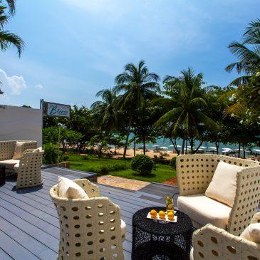 Пляжный клуб Breeze, отель Centara Grand Phratamnak