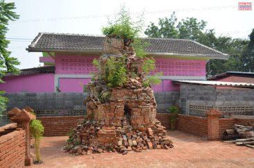 Древний храм в Паттайе будет реконструирован