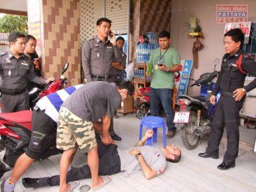 Британский экспат был подстрелен своим тайским другом